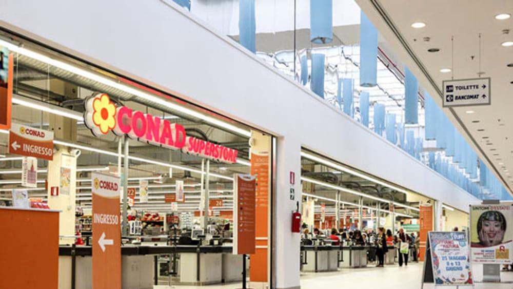 Settimo cambio d'insegna per Auchan, anche a Senigallia arriva il Conad Superstore - AnconaToday