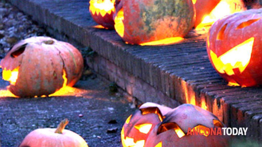 Halloween a corinaldo infuriano le polemiche sul tema - B b le finestre sul centro jesi an ...